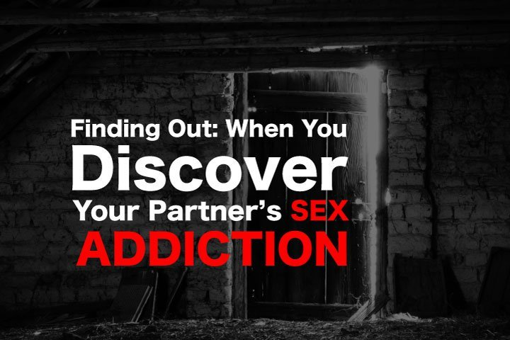 Am i dating a sex addict