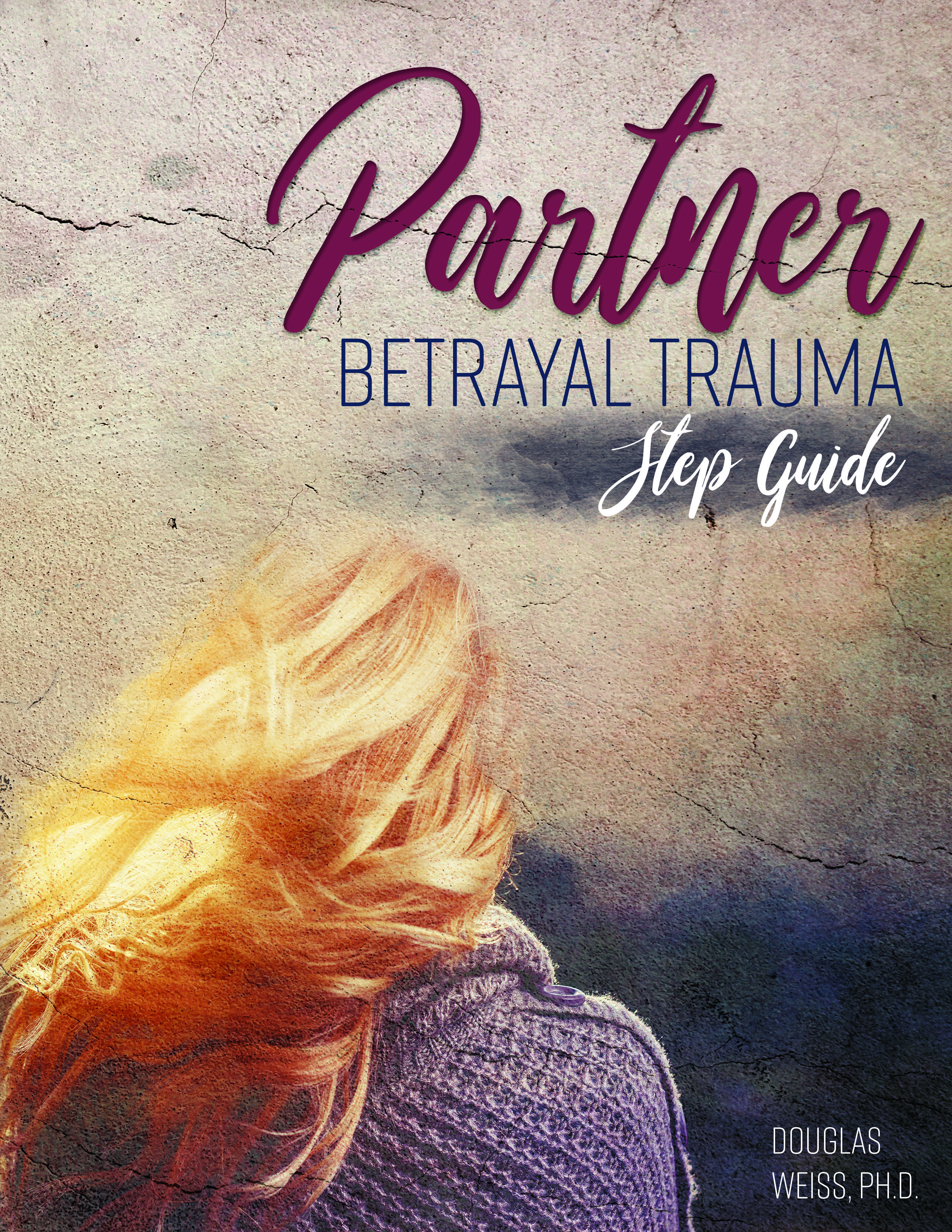 partner betrayal trauma step front cover